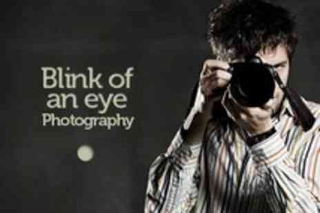 Blink of an Eye Photography - Half Day DSLR Beginners Workshop For One - Save 82%