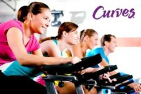 Curves - Ten Fitness Passes - Save 20%