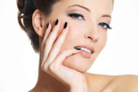 Tranquillity Beauty - Deluxe Manicure with Eyebrow Tint and Wax - Save 62%