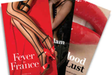 U Star Novels - Choice of Personalised Romance Novel - Save 56%