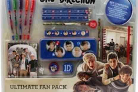 SVB Trading - One Direction Ultimate Fan Pack - Save 50%