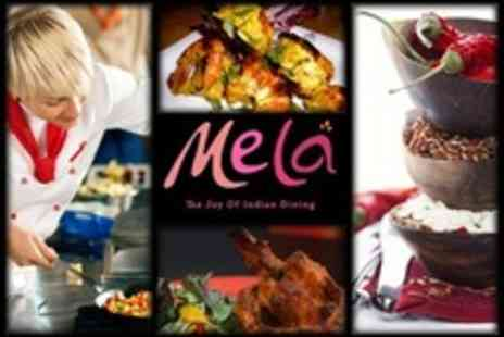 Mela Restaurant - Three Hour Indian Cooking Class For One - Save 63%
