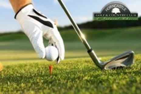 Horncastle Golf Club - Round of Golf For Two or Four With Breakfast - Save 75%