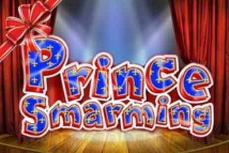 The Dancehouse - Prince Smarming Panto For Adults Two Tickets - Save 55%