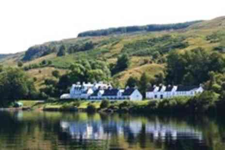 Portsonachan Hotel - In Loch Awe Two Night Self Catering Stay For Up To Four With Breakfast Starter Pack - Save 50%