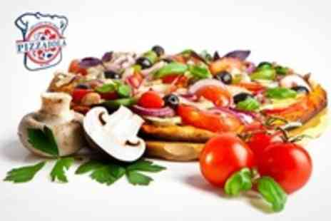 Pizzaiola - Two Large Pizzas - Save 67%
