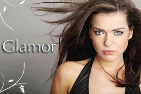 Glamor Hair & Beauty - Haircut and Finish With Conditioning Treatment and Head Massage - Save 60%