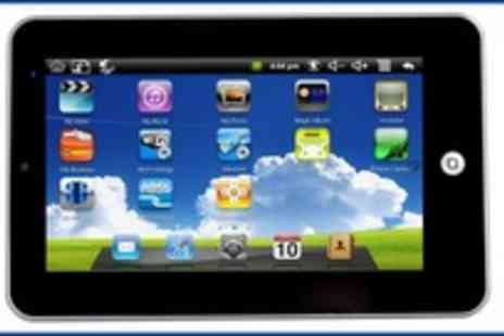 Gadget Geeks - Enjoy the Wonders of a Android With this Android 2.3 Tablet PC - Save 65%