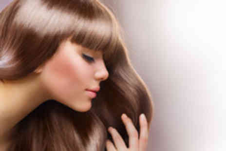 Gold Unisex Hair Salon - Wash, cut, condition and blow dry - Save 53%