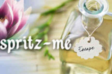 Spritz Me - Pamper package including facial, massage and bubbly - Save 64%