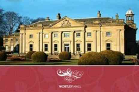 Wortley Hall - One Night Stay For Two With Breakfast - Save 54%