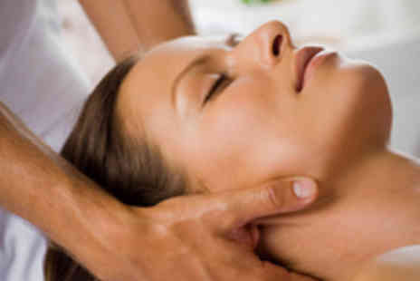 Beauty Solutions - Indian Head, Face, Neck, and Shoulder Massage - Save 64%