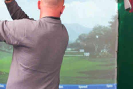 Affordable Golf - Two Indoor Golf Lessons with Video Analysis - Save 78%