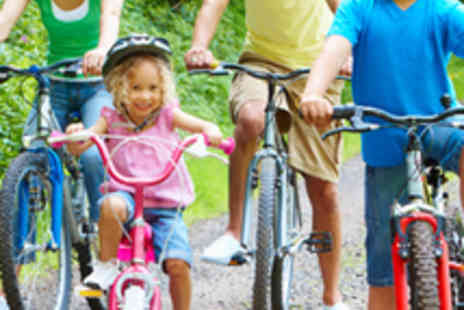 Bainton Bikes - Family Cycle Tour with Bike Hire - Save 64%