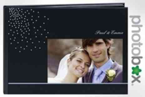 PhotoBox - A4 Crystal Covered PhotoBox Photobook - Save 69%