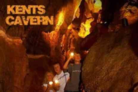 Kents Cavern - Prehistoric Cave Tour For Two Adults - Save 55%