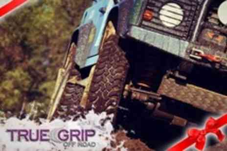 True Grip - 4x4 Off Road Driving Experience For One - Save 72%