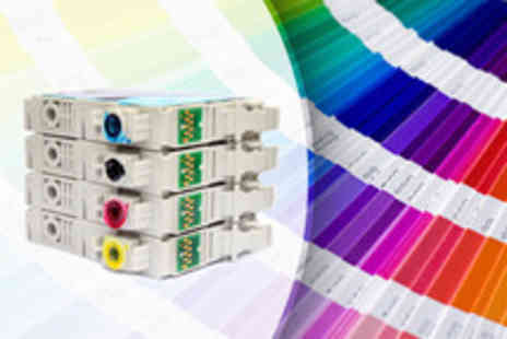 Printerinks.com - Voucher to spend on printer ink and toner cartridges - Save 50%