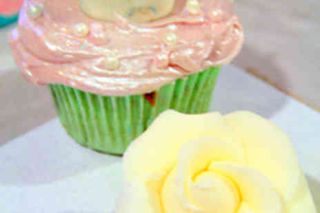 Diane s Cakes - Cupcake Decorating Workshop with Afternoon Tea - Save 53%