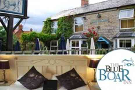 The Blue Boar - Warwickshire One Night Stay For Two With Breakfast - Save 34%