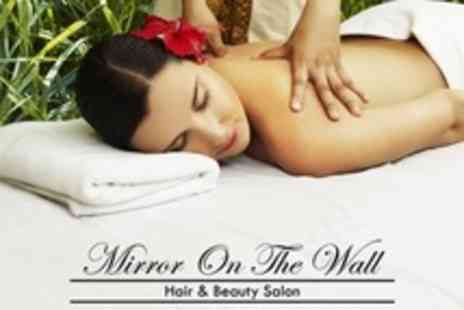 Mirror on the Wall - One Hour Full Body Massage - Save 36%