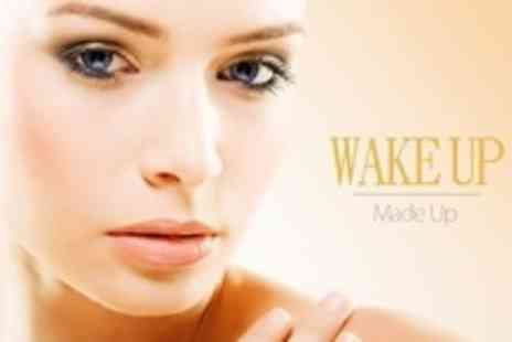 Wake Up Made Up - Semi Permanent Make Up Eyebrows or Eyeliner - Save 67%