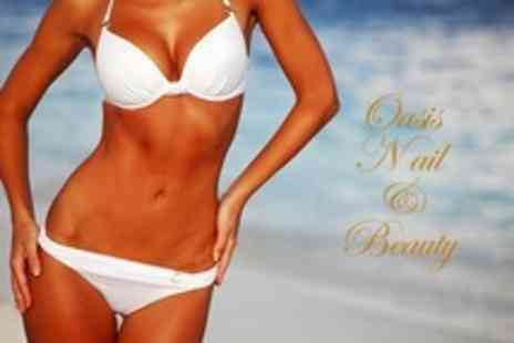 Oasis Nail and Beauty - Full Body Spray Tan - Save 33%