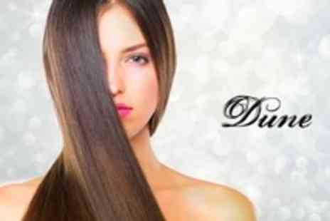 Dune - Keratin Treatment With Cut - Save 71%