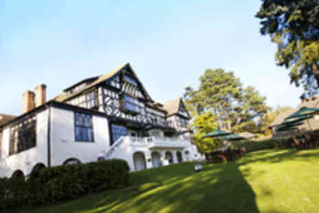 Corus Hotel - An overnight Hertfordshire break for 2 including breakfast - Save 44%