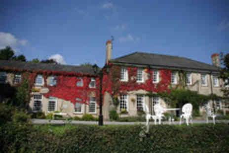 Ty Newydd Country Hotel - 1 night stay for two inc. breakfast and Welsh cream tea - Save 28%