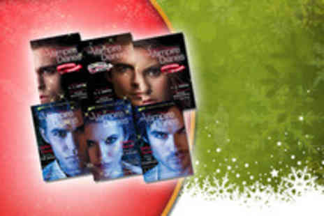 Iqbooks - Stefans Diaries for The Vampire Diaries - Save 49%