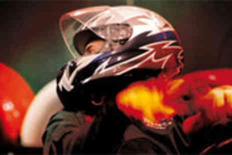TeamSport Indoor Karting - Indoor go karting experience - Save 50%