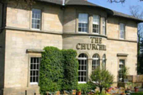 The Churchill - Two Night Stay for Two People in an Executive Room - Save 52%
