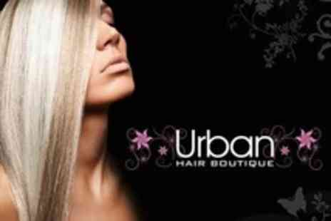 Urban Hair Boutique - Half Head Highlights or Full Head Colour - Save 60%