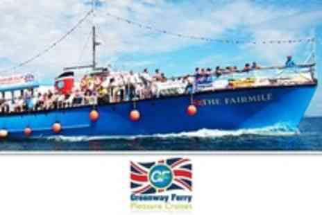 Greenway Ferry Pleasure Cruises - Christmas Boat Cruise - Save 50%
