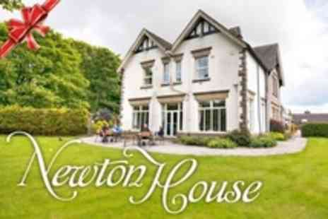 Newton House - In Derbyshire Two Night Stay For Two With Breakfast - Save 61%