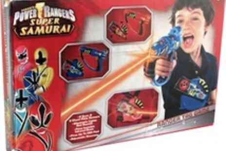 SvB Store BV - Power Rangers laser game get it before its in the shops - Save 51%