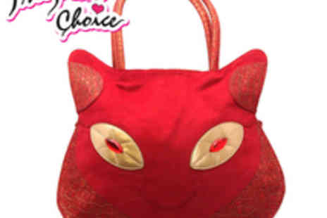 Irregular Choice - Whimsical Miaow Shopper Bag  - Save 62%