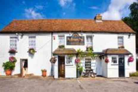 St Crispin Inn - Two night scenic Sandwich stay for two, including breakfasts and a two-course meal for two - Save 57%