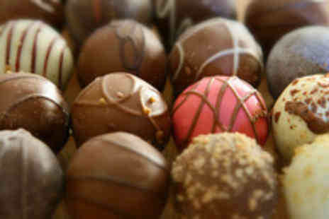 Chocolate Velvet - Chocolate making workshop for 1up to 20 truffles to take home with Chocolate - Save 68%