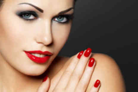 Essential Spa - Luxury Shellac overlays manicure - Save 45%