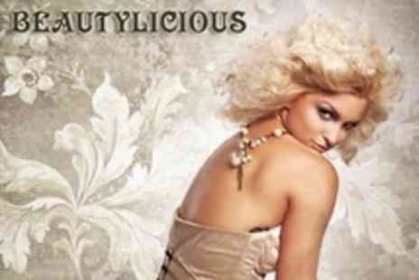 Beautylicious - One Appointments for Cut, Condition and Blow Dry - Save 70%