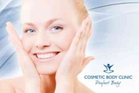 Cosmetic Body Clinic - Mesotherapy Facial Treatment - Save 68%