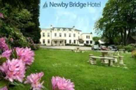 Newby Bridge Hotel - Two Nights For Two With Four Course Dinner - Save 60%