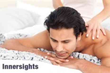 Innersights - One Day Massage Course For Two - Save 51%