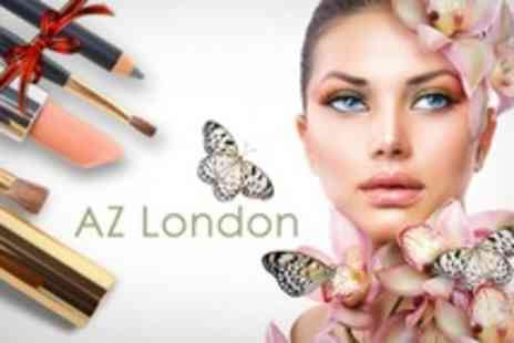 AZ London - Accredited Four Day Professional Make Up Course - Save 15%