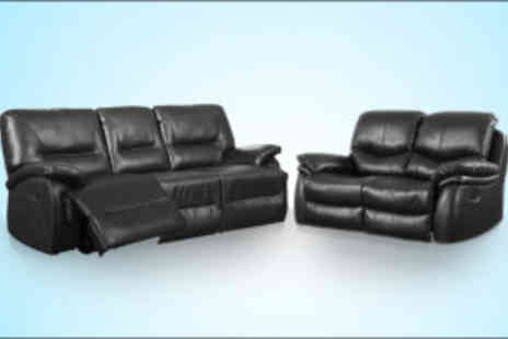 The Lime Tree Shop - Two and three seater sofa set  - Save 62%