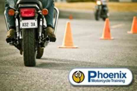 Phoenix Motorcycle Training - Motorcycle or Scooter CBT Course - Save 45%