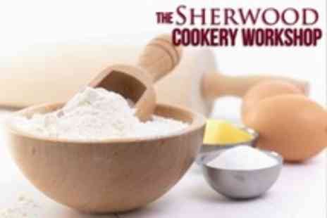 The Sherwood Cookery Workshop - Three Hour Bread Making Class - Save 70%