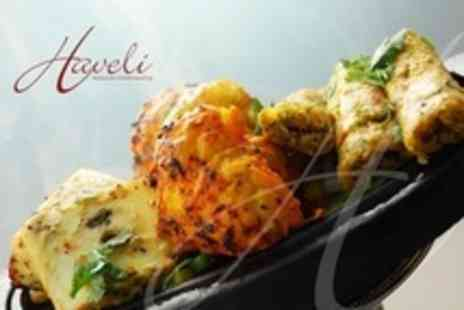 Haveli Restaurant - Sunday Indian Buffet For Two - Save 62%